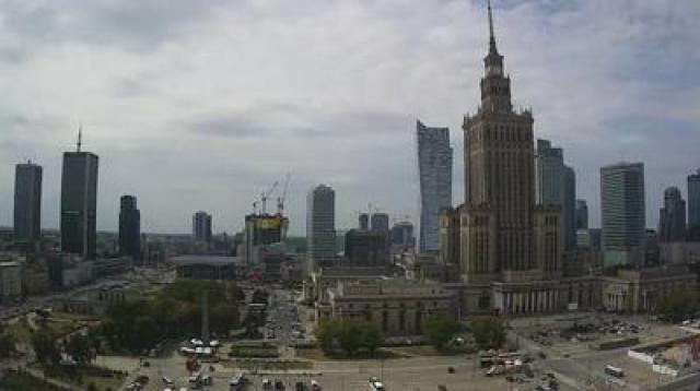 Pałac Kultury - Warszawa