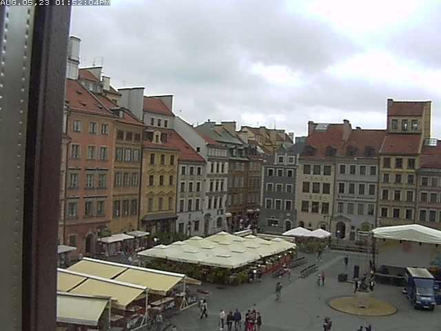 Rynek Starego Miasta - Warszawa